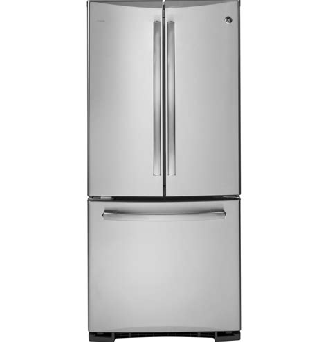 Ge Profile™ Series 195 Cu Ft Frenchdoor Refrigerator