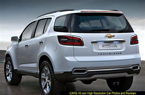 ø Chevrolet Trailblazer Is The Most Refined Midsize Sport