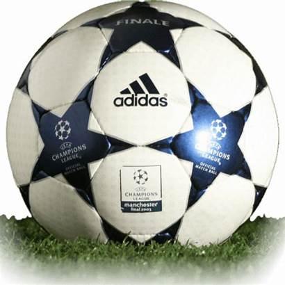 Champions League Ball 2002 Adidas Finale Final