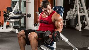 Hunter Labrada U0026 39 S Top 5 Biceps Exercises