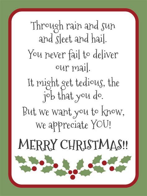 mail carrier merry christmas christmas ideas christmas christmas gifts mail gifts