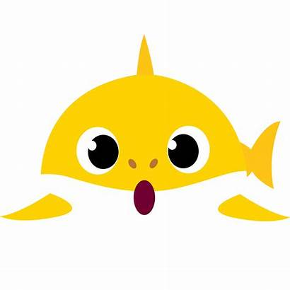 Shark Transparent Silhouette Fish Birthday Imprimir Clipart