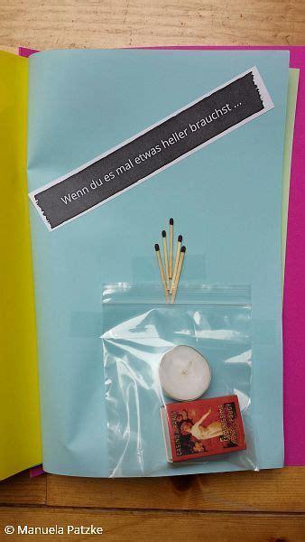 wenn du buch ideen inspirationen f 252 r dein wenn buch manuela crafty ideas wenn du mal buch buch geschenke