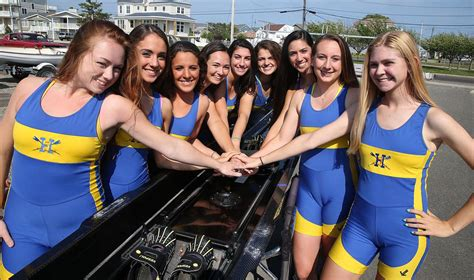 Girls On Boats by Girls Crew Press All Star Boats High School