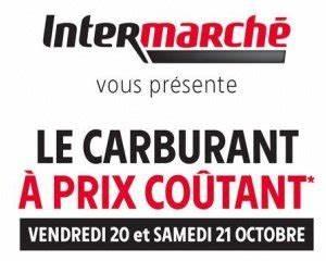 Carburant A Prix Coutant Intermarché : op ration carburant prix co tant chez intermarch le 20 ~ Medecine-chirurgie-esthetiques.com Avis de Voitures