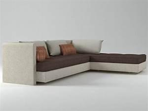 Nomade convertible sofa modele 3d ligne roset for Tapis de yoga avec canapé convertible ligne roset