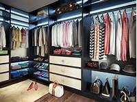 walk in closet design Six Beautiful Bedrooms with Soft and Welcoming Design Elements