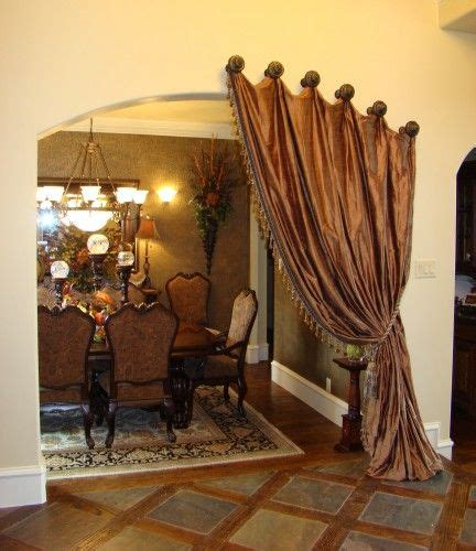elegant curtains ideas  pinterest hall