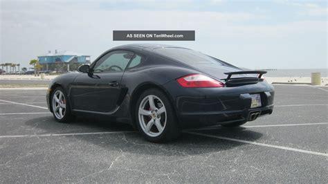 2007 Porsche Cayman S Hatchback 2 Door 3 4l