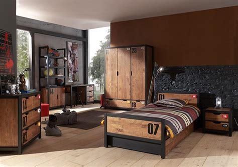 chambre ado complete chambre enfant complete contemporaine industry zd2 ch ado