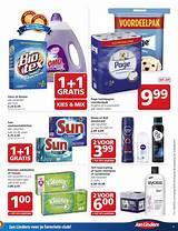 reclamefolder plus supermarkt