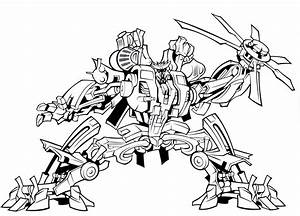 Bulkhead Transformer Coloring Page | Cartoon | Pinterest