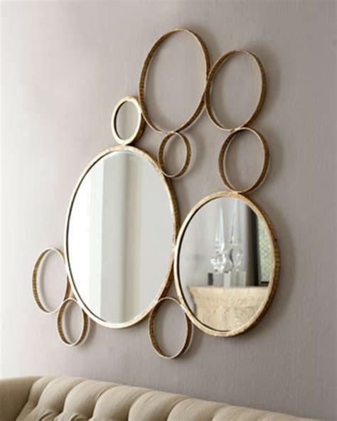 Grand Miroir Rond Le Grand Miroir Mural 25 Id 233 Es Pour D Arrangement Et D 233 Coration Archzine Fr