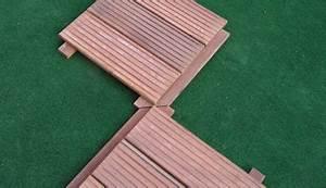 Paneele Ohne Unterkonstruktion : terrassen terrassenfliesen aus massaranduba holz im garten ~ Cokemachineaccidents.com Haus und Dekorationen