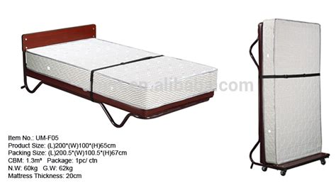 37122 stand up bed stand up hotel rollaway bed frame buy hotel bed frame