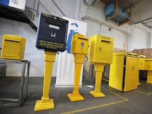 Boite à Lettre La Poste : quand la bo te aux lettres de la poste devient un objet de ~ Dailycaller-alerts.com Idées de Décoration