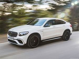 2018 Mercedes AMG GLC 63 Coupe Price Release Date Photos