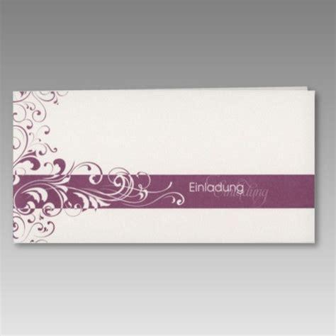 guenstige einladungskarte  neutralem design