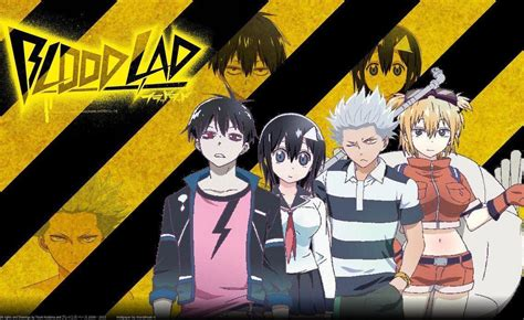 blood lad wallpapers wallpaper cave