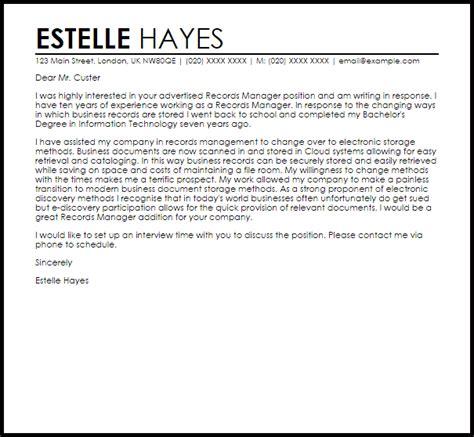 letter of interest for board position sle cover best