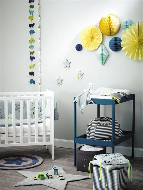 chambre bébé gris et jaune chambre garcon bleu et gris gallery of chambre garcon