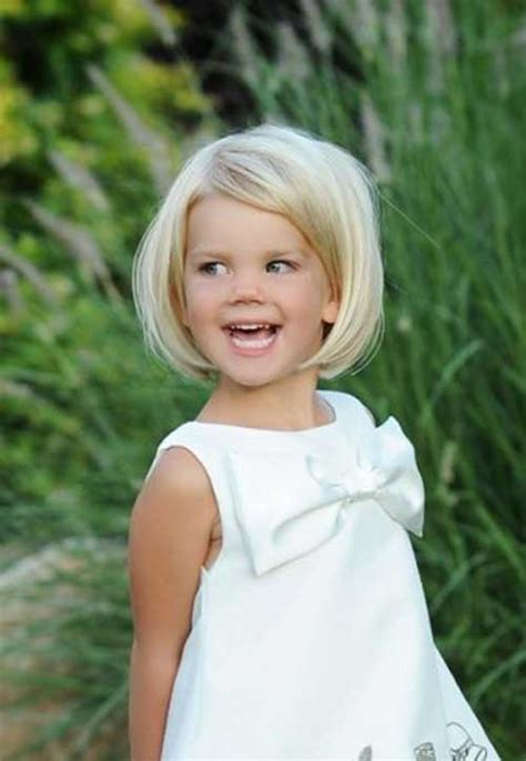15 Cute Short Hairstyles for Girls