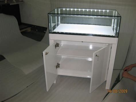 how to display manufacture jewellery display showcase with led lighting for jewelry