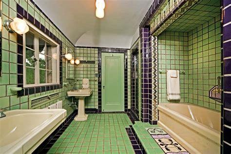 history of the flint faience tile company house