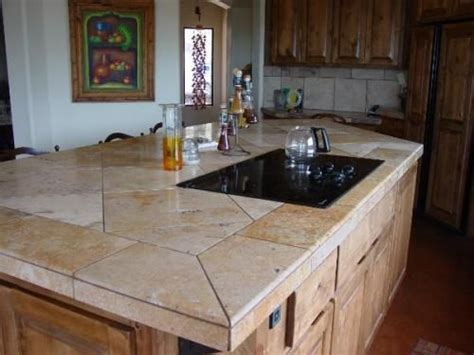 78 best ideas about tile kitchen countertops on