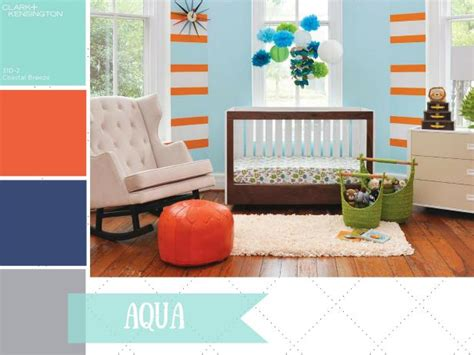 Aqua Colored Home Decor: Aqua Color Palette - Aqua Color Schemes
