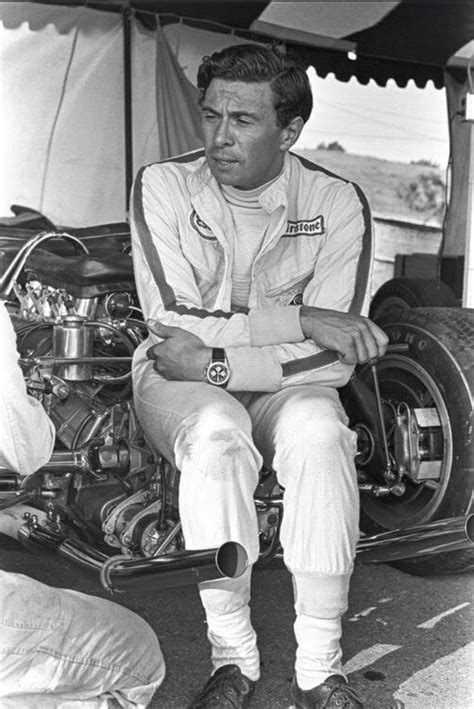 Legendary F1 Driver Jim Clark Had Excellent Taste In