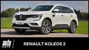 Renault Koleos 2017 Fiche Technique : 2017 nouveau renault koleos essai colosse cossu avis prix fiche technique concurrentes ~ Medecine-chirurgie-esthetiques.com Avis de Voitures