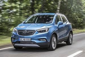 Suv Opel Mokka : opel mokka x suv facelift 2016 erster test ~ Medecine-chirurgie-esthetiques.com Avis de Voitures