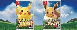 Pokemon Go Wp Berechnen : pok mon let 39 s go deux nouvelles aventures sur nintendo switch ~ Themetempest.com Abrechnung