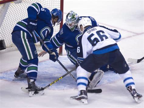Who's Next  Canucks Vs Winnipeg Jets