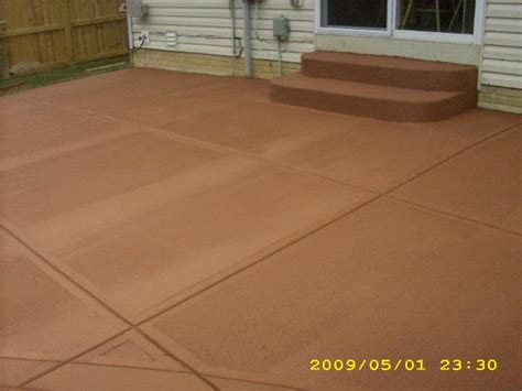 colored concrete the concrete guys quot colored concrete quot