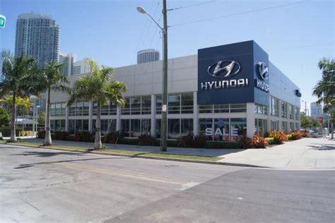 Braman Miami by Braman Hyundai Miami Fl 33137 Car Dealership And Auto