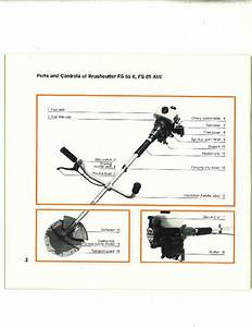 Stihl Fs 65 Trimmer Owners Manual