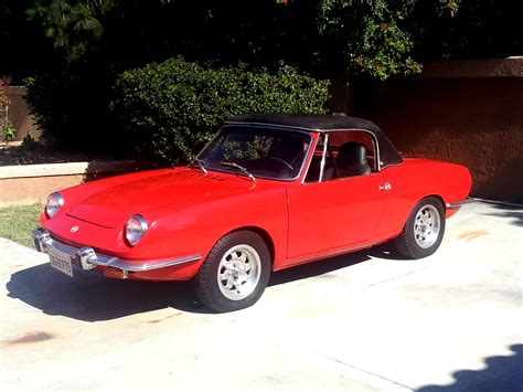 1968 Fiat Spider by Fiat 850 Sport Spider 1968 Photos 7 On Motoimg