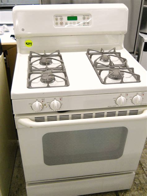 used gas range for used ge gas range 8769