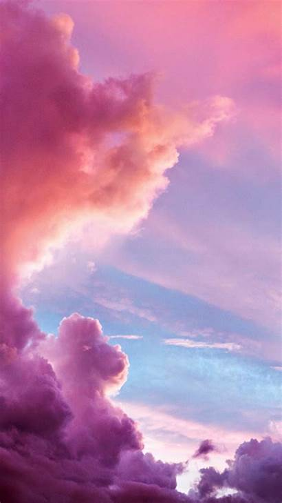 Ombre Purple Pink Backgrounds Wallpapers Background Sky
