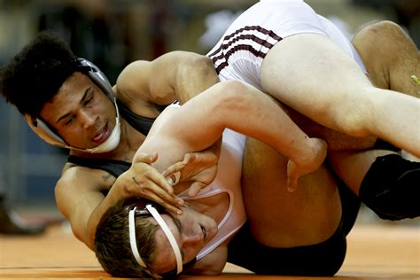 Photo Gallery: High school wrestling state championships
