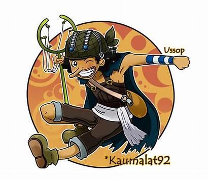 Usopp Piece Luffy Grown Zoro Sniper Sanji