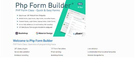 best php form builder scripts for developers dev code geek