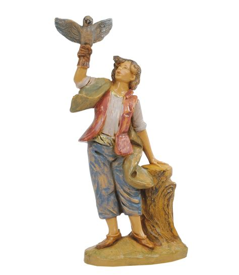 nativity set and figures 12 cm shepherd 101 for