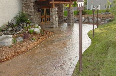 stained concrete walkway 17 best images about concrete walkways on pinterest concrete walkway we and landscapes
