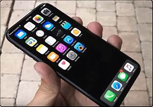 iPhone 8 Design, OLED Display Look, Release Date, Price