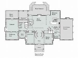 Back Pix Practical Magic House Floor Plan - House Plans