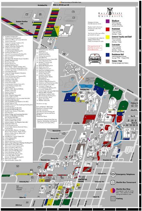 ball state university maplets