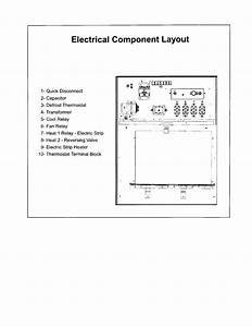 Friedrich Single Package Vertical A  C Electrical Component